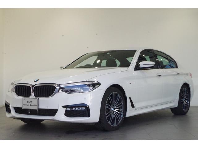 BMW 523d Mスポーツ イノベーションPKG ACC TV 19インチAW ドライビングアシストプラス パーキングアシストプラス 全方位カメラ アルカンターラ席 ETC