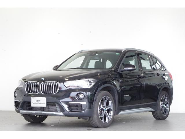 BMW X1 xDrive 18d xライン コンフォート・パッケージ 電動テールゲート 前後コーナーセンサー リアビューカメラ ハーフレザーシート 純正18インチAW 電動リアゲート シートヒーター