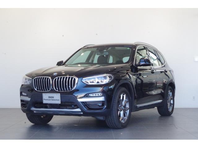 BMW X3 xDrive 20d Xライン ハイラインPKG 黒革シート 19インチAW ドライビングアシストプラス 全方位カメラ アクティブベンチレーション TVチューナー ETC ACC