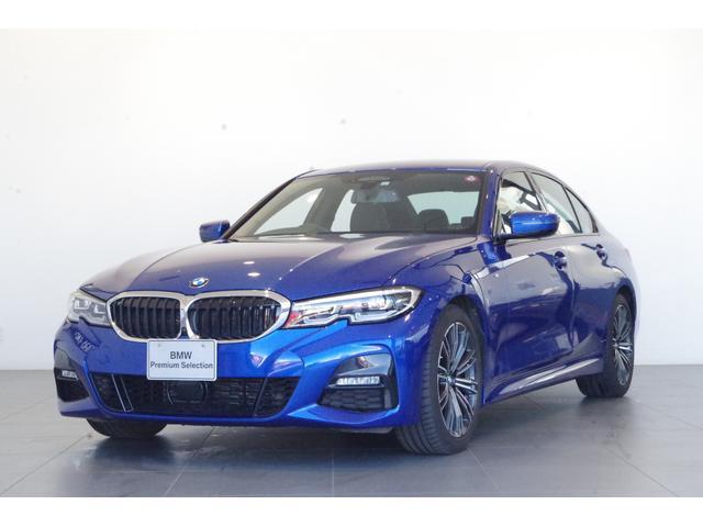 BMW 3シリーズ 320i Mスポーツ コンフォートPKG パーキングアシストプラス ACC アンビエントライト シートヒーター 全方位カメラ 18インチAW ドライビングアシストプロフェッショナル