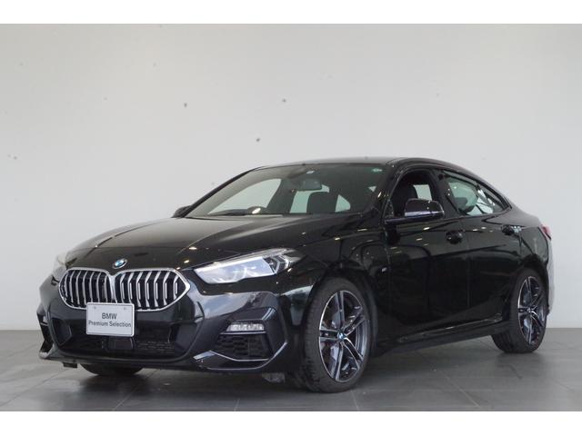 BMW 218iグランクーペ Mスポーツ ナビPKG ACC ハーフレザーシート SOSコール ドラビングアシスト パーキングアシスト 純正HDDナビ 電動フロントシート iDrive7 ETC