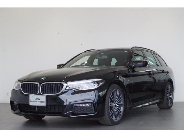 BMW 523iツーリング Mスポーツ イノベーション・パッケージ ワイヤレス・チャージング フルセグTV 追従クルコン ルーフレール 全方位カメラ アダプティブLEDヘッドライト 純正HDDナビ ETC 電動フロントシート
