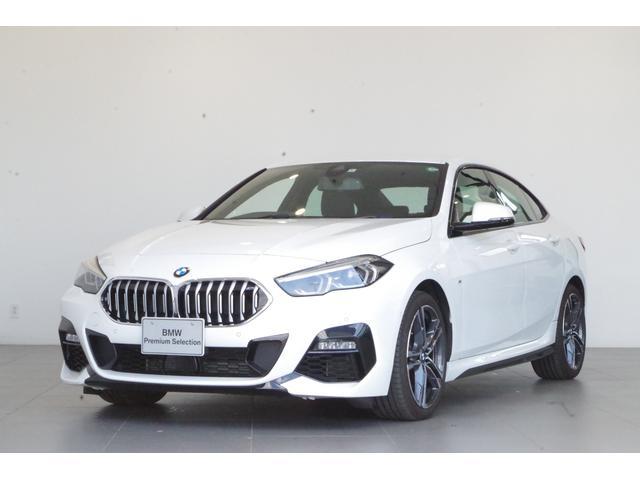 BMW 2シリーズ 218iグランクーペ Mスポーツ iDriveナビPKG ACC 18インチAW ETC リバースアシスト ライブコックピット 運転席電動シート