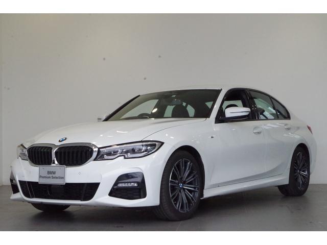 BMW 3シリーズ 320d xDrive Mスポーツ コンフォートPKG 全方位カメラ ACC ハーフレザーシート シートヒーター 電動フロントシート ドライビングアシストP
