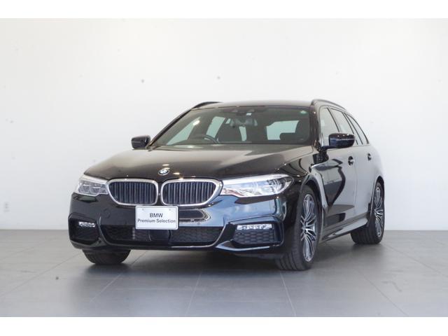 BMW 5シリーズ 523iツーリング Mスポーツ 全方位カメラ 追従クルコン フルセグTV 純正HDDナビ 純正19インチAW バックカメラ ルーフレール 電動リアゲート ヘッドアップディスプレイ