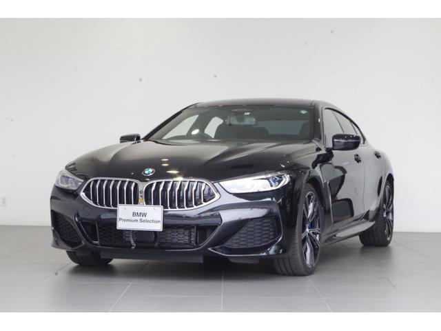 BMW 840d xDrive グランクーペ Mスポーツ サンルーフ 黒本革 純正20インチAW ACC harman/kardonスピーカー BMWレーザーライト アダプティブMサスペンション フルセグTV 全方位カメラ