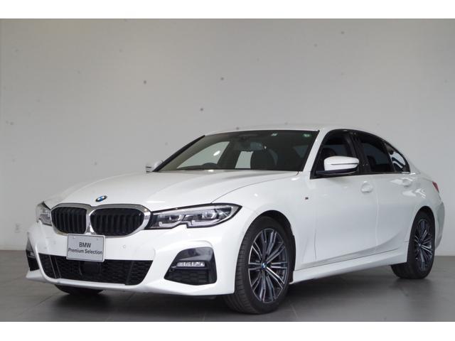 BMW 320d xDrive Mスポーツ 衝突回避ブレーキ/純正HDDナビ/黒革シート/バックカメラ