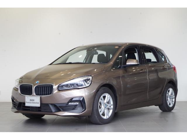 BMW 2シリーズ 218dアクティブツアラー LEDヘッドライト純正HDDナビ ETC