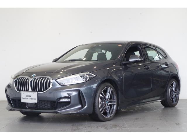 BMW 1シリーズ 118d Mスポーツ 追従クルコン バックカメラ 純正HDDナビ 電動トランク 純正18インチAW ETC 運転席電動シート LEDヘッドライト 前後コーナーセンサー