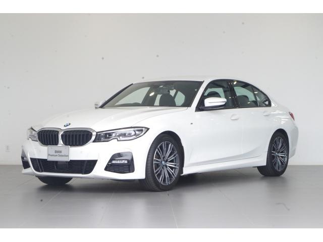 BMW 320i Mスポーツ ワンオーナー車 ヘッドアップディスプレイ 純正HDDナビ 電動トランク 前後コーナーセンサー アダプティブLEDヘッドライト シートヒーター