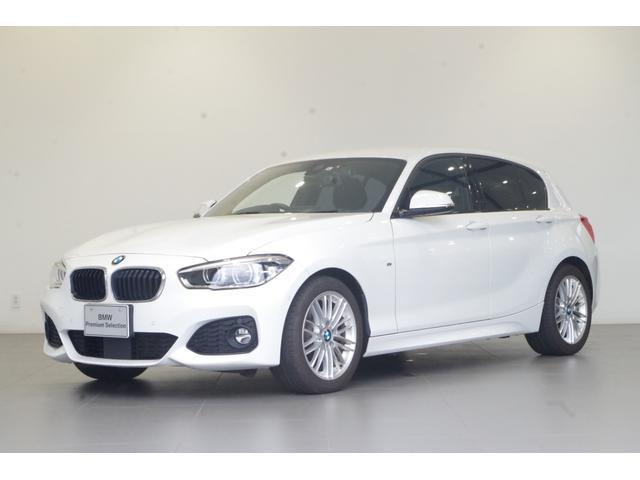 BMW 1シリーズ 118d Mスポーツ 追従クルコン バックカメラ 純正HDDナビ