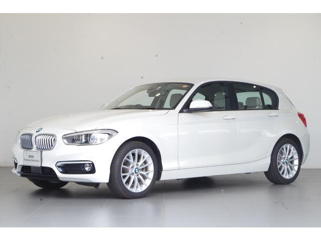 BMW 1シリーズ 118d ファッショニスタ 特別仕様車 白本革 ETC 追従クルコン 電動フロントシート シートヒーター 純正HDDナビ 専用17インチAW バックカメラ 前後コーナーセンサー