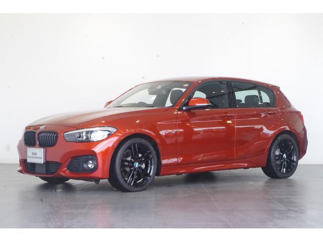 BMW 1シリーズ 118i Mスポーツ エディションシャドー アップグレード・パッケージ 黒本革 追従クルコン ETC バックカメラ 電動フロントシート 前後コーナーセンサー 純正HDDナビ インテリアトリム・ブラック