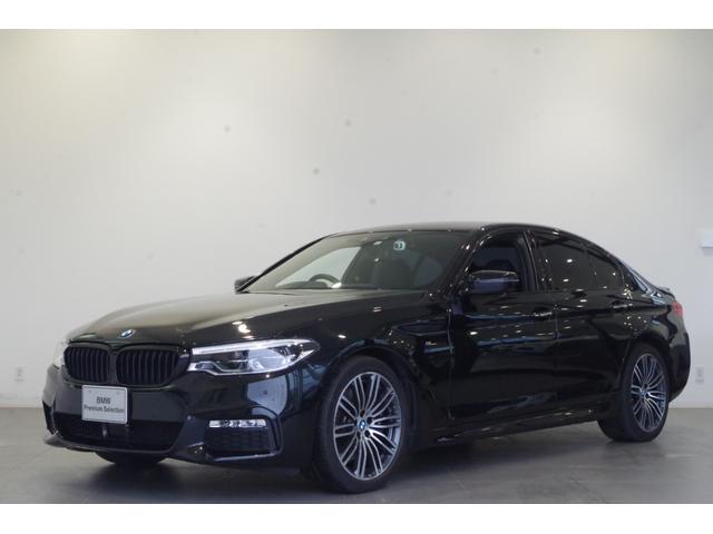 BMW 530i Mスポーツ 追従クルコン 黒本革 純正HDDナビ ETC ブラックキドニーグリル ドライブレコーダー カーボンリアスポイラー 19インチAW 全方囲カメラ