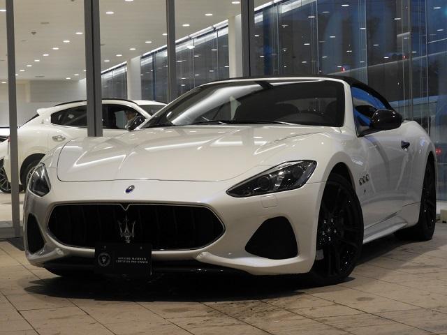 マセラティ スポーツ ビアンコバードゲージ 新車保証継承