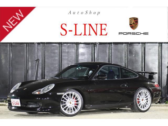 ポルシェ 911 911カレラ4 純正CUPエアロ ホワイトメーター 記録簿