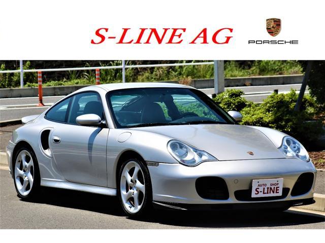 ポルシェ 911 911ターボ 正規ディーラー車 PSM アルカンターラルーフライニング ブラックレザーインテリア カロッツェリアHDDナビ フルセグTV バックカメラ ETC