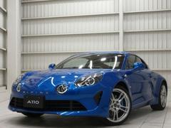 アルピーヌ A110ピュア LEDヘッドBカメ新車保証継承
