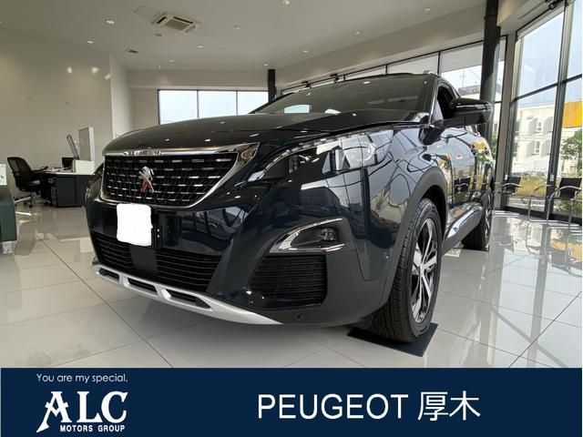 プジョー GTライン ブルーHDi アイドリングストップ オートライト 新車保証