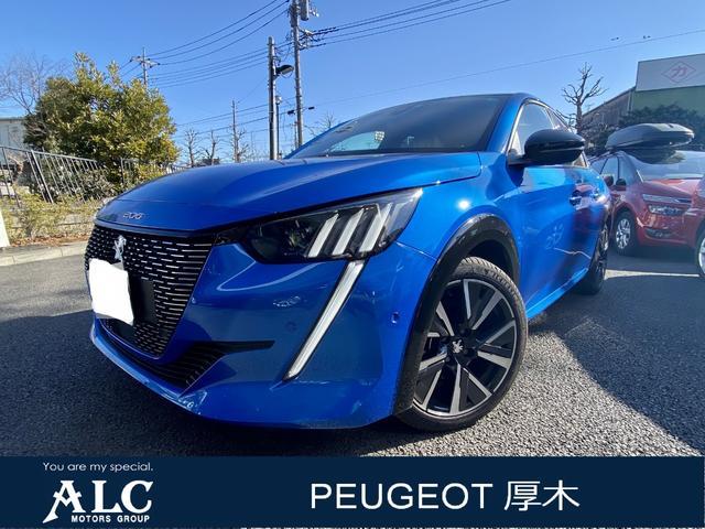 プジョー GTライン アイドリングストップ スマートキー 3Di-Cockpit新車保証 CarPlay