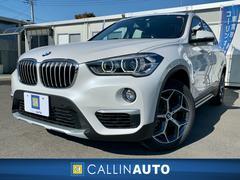 BMW X1xDrive18d xライン アドバンスドP コンフォートP
