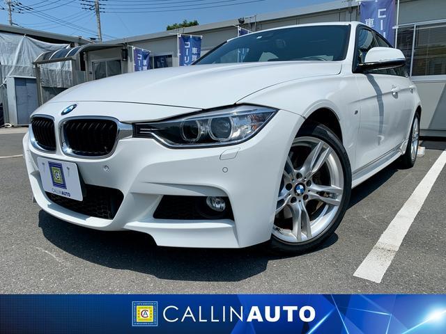 BMW アクティブハイブリッド3 Mスポーツ 左ハンドル 純ナビTV