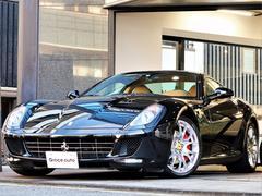 フェラーリ 599F1 チャレンジAW LEDステアリング カーボン内装 D車