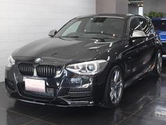 BMWM135i 黒革 レムスマフラー 社外Fリップ&Rスポ