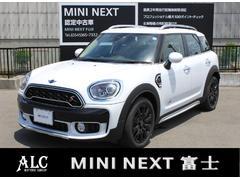 MINIクーパーSD クロスオーバー オール4 ペッパー 認定中古車