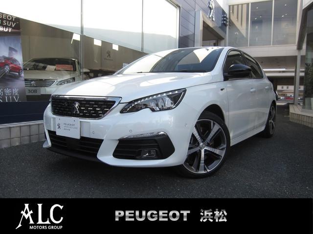 プジョー GT ブルーHDi 新車保証 弊社デモカー
