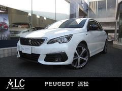 プジョー 308GT ブルーHDi 新車保証 弊社デモカー