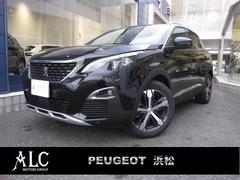 プジョー 3008GTライン 弊社デモカー 新車保証 ガラスルーフ
