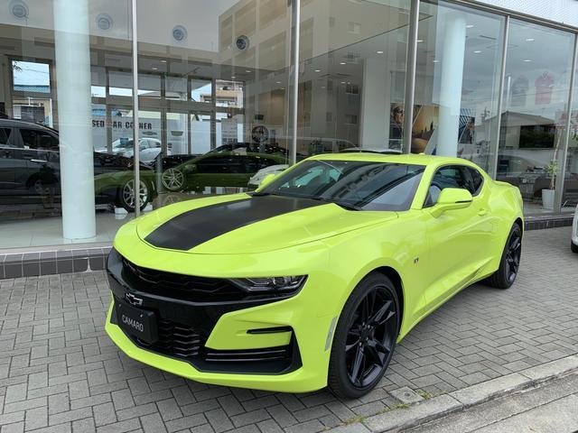 シボレー LTRS2019限定車SHOCKEDITION新車未登録車