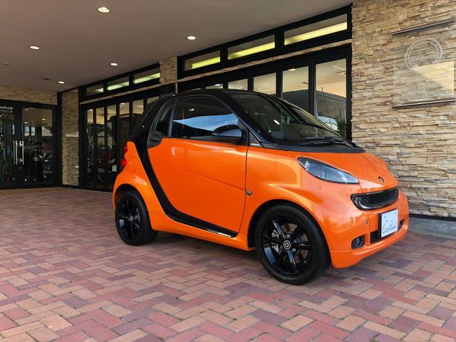スマート スマートフォーツークーペ edition night orange coupe 限定150台 15inchAW
