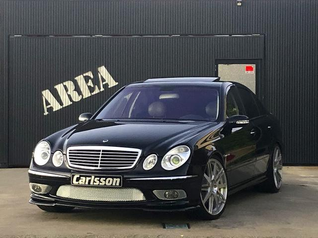 メルセデス・ベンツ AMG Carlsson E-CK55RS