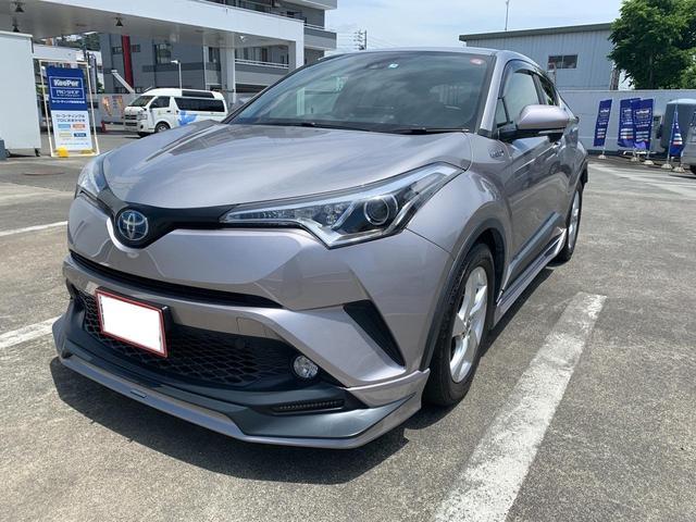トヨタ C-HR S LEDエディション