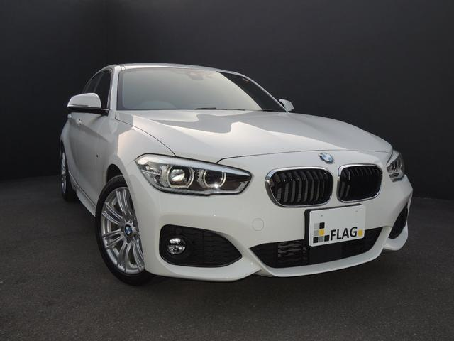 BMW 118d Mスポーツ ACC バックカメラ ドラレコ LED