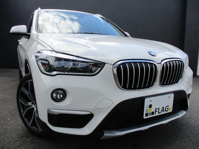 BMW X1 xDrive 20i xライン ワンオーナー パノラマサンルーフ ハイラインPKG ブラウンレザー コンフォートPKG アドバンスドアクティブセーフティPKG ACC ヘッドアップディスプレイ OP-19AW ドラレコ 禁煙車
