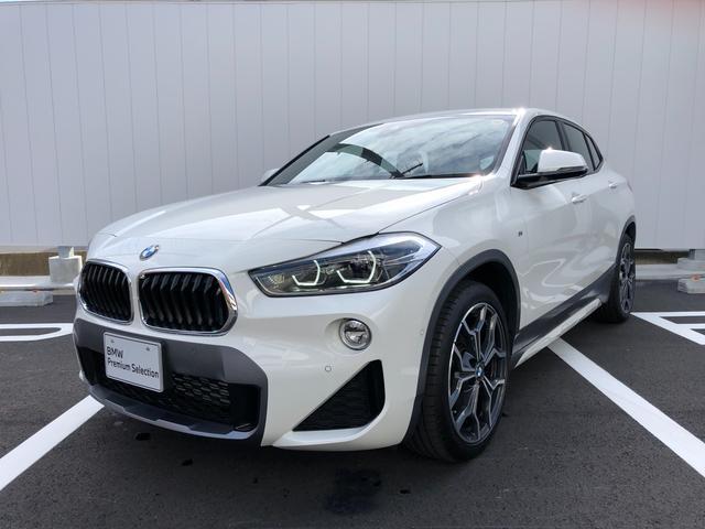 BMW xDrive 20i MスポーツX ハイラインパック 当社試乗車・純正19インチアルミ・シートヒ-タ・電動リヤゲート・LEDヘッドライト・LEDフォグランプ・バックカメラ・ミラーETC
