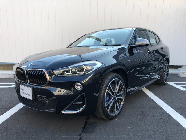 BMW M35i 当社試乗車・セレクトパッケージ・パノラマルーフ・純正19インチアルミ・電動リヤゲート・シートヒ-タ・アクティブクルーズコントロール・パワーシート・バックカメラ・ミラーETC