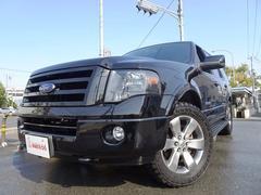 フォード エクスペディションリミテッド 4WD 20AW HDDナビ 新車並行車