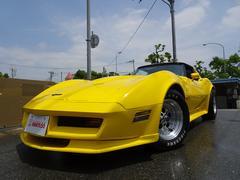 シボレー コルベットC3 スティングレー ミラートップ キャブ最終モデル