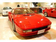 フェラーリ テスタロッサクーペ ヨーロッパモデル センターロック