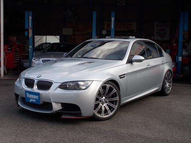 BMW M3 セダン SR  アクラポビッチマフラー