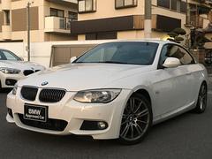 BMW335iカブリオレ Mスポーツパッケージ 左H BKレザー