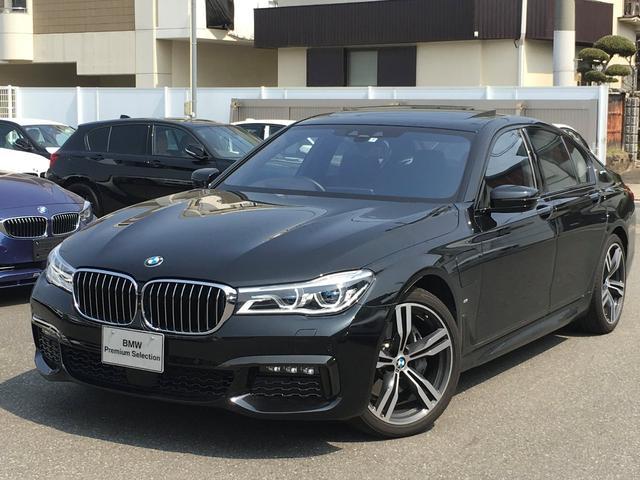 BMW 740eアイパフォーマンスMスポーツPHEV 20AW SR