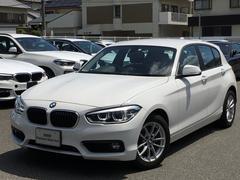 BMW118i プラスPKG PサポートPKG 当社管理車 BSI
