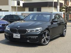 BMW740d xDrive Mスポーツ 20AW SR BKレザ