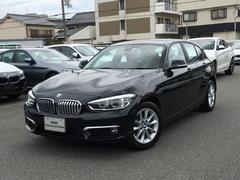 BMW118d スタイルPサポ コンフォPKG LEDヘッド