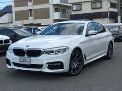 BMW540i Mスポーツ ハイラインパッケージ サンルーフ